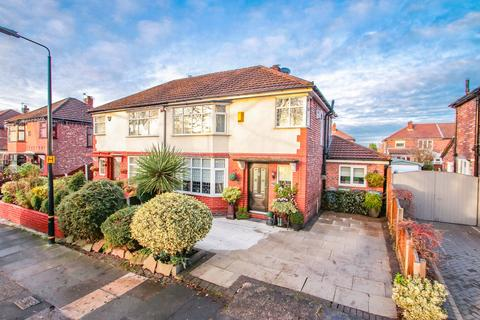 3 bedroom semi-detached house for sale - Bradfield Road, Urmston, Manchester, M41