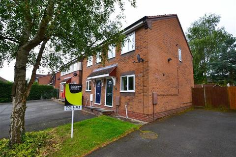2 bedroom semi-detached house to rent - Leabank Close, Herongate, Shrewsbury
