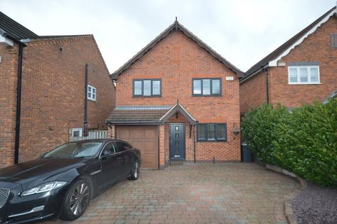 5 bedroom detached house to rent - Stonesby Vale, West Bridgford