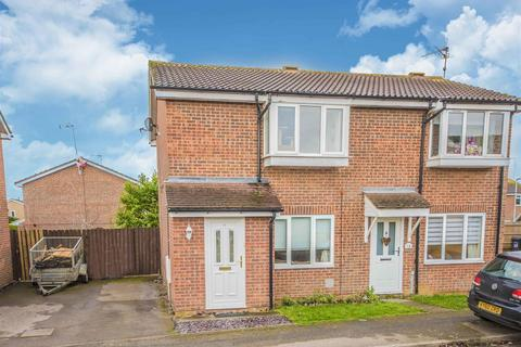 2 bedroom semi-detached house for sale - Fleetwind Drive, East Hunsbury