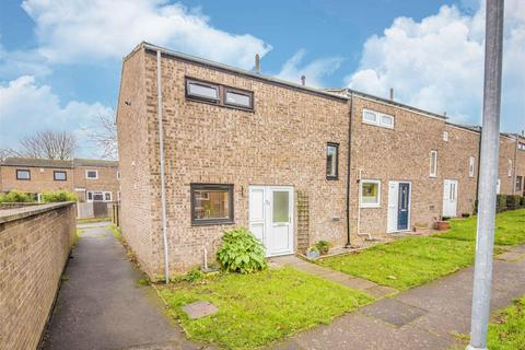 2 bedroom end of terrace house for sale - Camborne Close, Delapre, Northampton