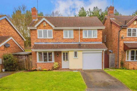 5 bedroom detached house for sale - Bourton Close, West Hunsbury