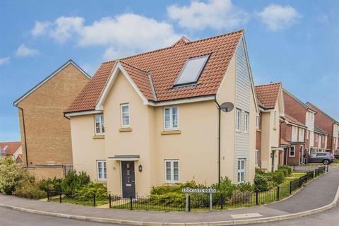 3 bedroom semi-detached house for sale - Lockgate Road, Hunsbury Meadows