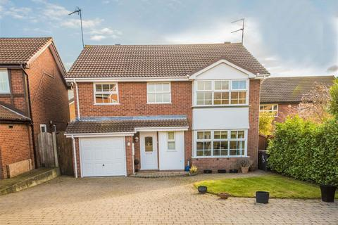 5 bedroom detached house for sale - Peppercorn Way, East Hunsbury