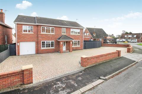 4 bedroom detached house for sale - Elmfield Drive, Brandesburton, Driffield