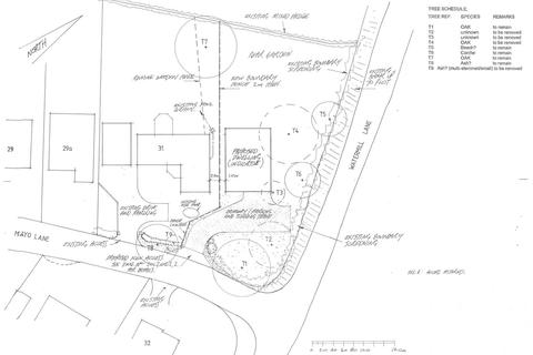 Plot for sale - Mayo Lane, Bexhill-On-Sea