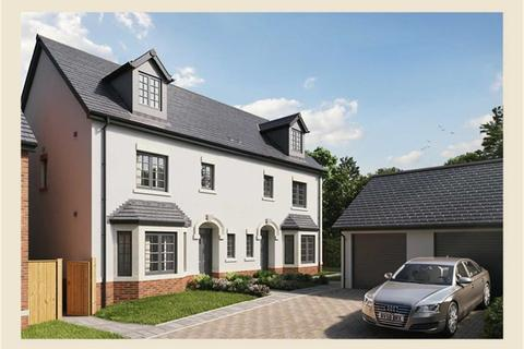 4 bedroom townhouse for sale - St. Nicholas's Court, Copper Beeches, Swansea