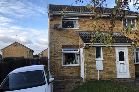 2 bedroom semi-detached house for sale - Glaisdale Close, Northampton