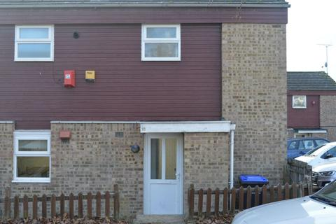 2 bedroom end of terrace house for sale - Oldenmead Court, Lings, Northampton NN3 8LU
