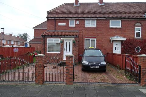 2 bedroom semi-detached house to rent - Alder Avenue , Fenham