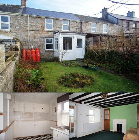 2 bedroom cottage for sale - Carn View Terrace, Pendeen TR19