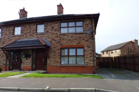 3 bedroom semi-detached house for sale - Grange Meadows, Kilkeel, Newry, County Down, BT34 4GX