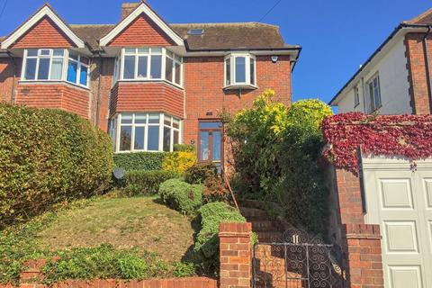 4 bedroom semi-detached house to rent - Redhill Drive, Brighton