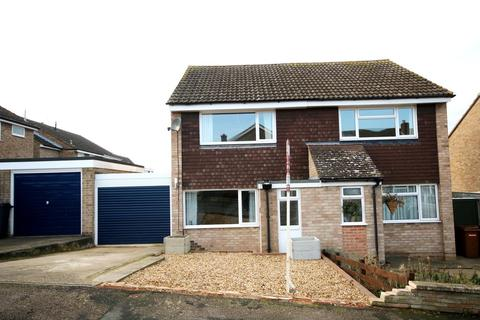 2 bedroom semi-detached house to rent - Chadwell Close, Melton Mowbray
