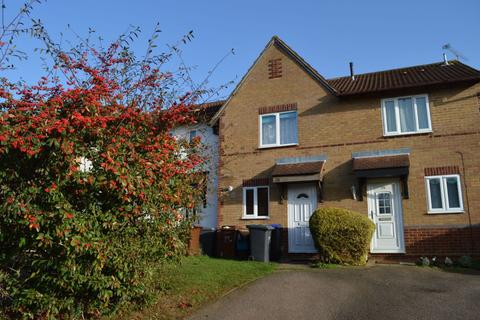 2 bedroom terraced house to rent - Braemar Crescent, East Hunsbury, Northampton NN4 0FG