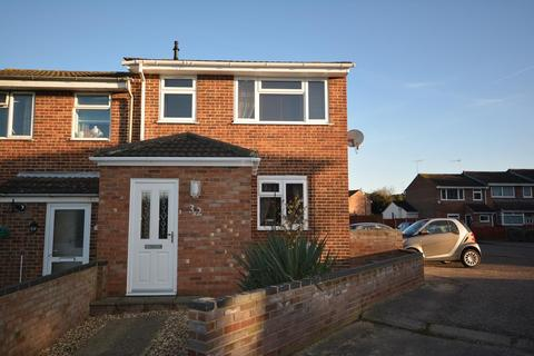 3 bedroom end of terrace house for sale - Warwick Close, Braintree, Essex, CM7