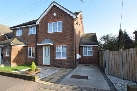2 bedroom semi-detached house for sale - High Street, Halling, Rochester, Kent