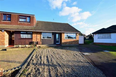 2 bedroom semi-detached bungalow for sale - Stacklands Close, West Kingsdown, Sevenoaks, Kent
