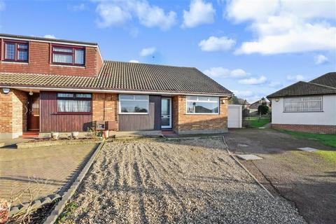 2 bedroom semi-detached bungalow for sale - Stacklands Close, West Kingsdown, Sevenoaks, Kent