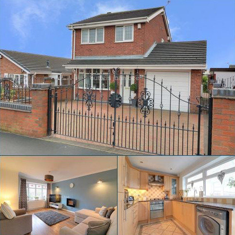 3 bedroom detached house for sale - Meir Hay, Stoke-on-Trent, ST3 5RW