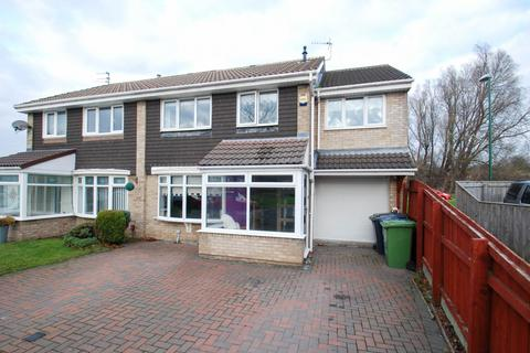 4 bedroom semi-detached house for sale - Fennel Grove, South Shields