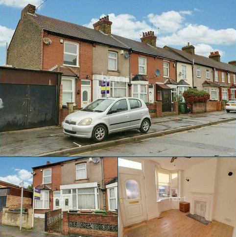 2 bedroom end of terrace house for sale - St Johns Road, Barking