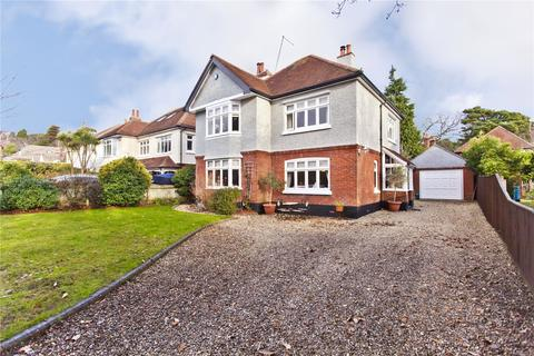 4 bedroom detached house for sale - Gleneagles Avenue, Lower Parkstone, Poole, BH14
