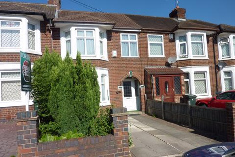 3 bedroom terraced house to rent - Grayswood Avenue, Chapelfields, Coventry, CV5