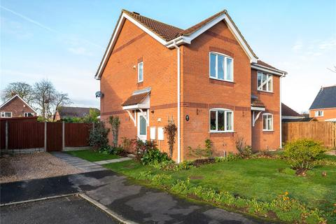 2 bedroom semi-detached house for sale - Bellview Road, Ruskington, Sleaford, Lincolnshire, NG34