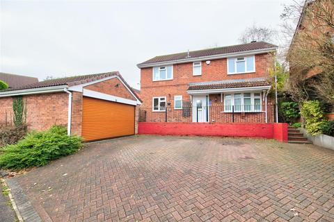 4 bedroom detached house for sale - Brierfield Way, Mickleover