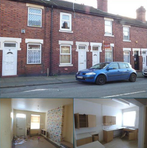 2 bedroom terraced house for sale - Fenton, Stoke-on-trent, ST4 3HD