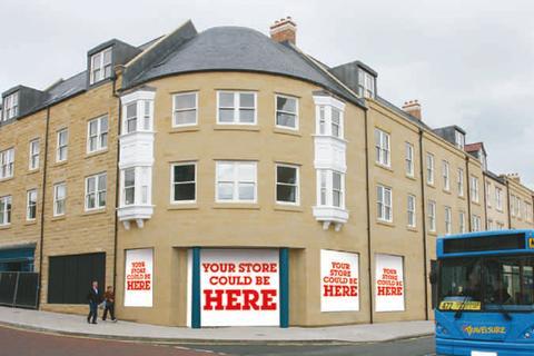 Shop to rent - Clayport Street/Lagny Street, Alnwick, Northumberland, NE66