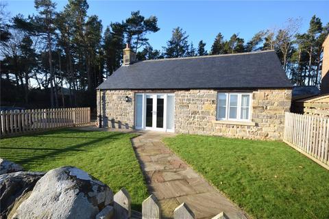 1 bedroom detached bungalow to rent - Stamford, Alnwick, Northumberland, NE66