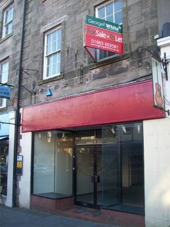 Shop to rent - Marygate, Berwick Upon Tweed, Northumberland, TD15