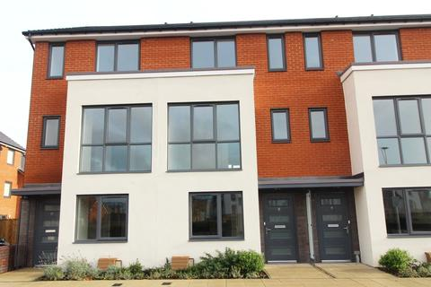 4 bedroom terraced house for sale - Woolhampton Way, Kennet Island, Reading