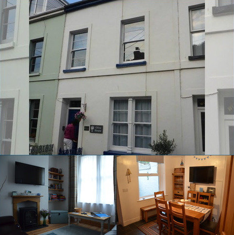 4 bedroom townhouse to rent - Olive House, Cross Street, Combe Martin EX34 0DH