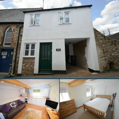 1 bedroom end of terrace house for sale - CHAPEL STREET, HONITON