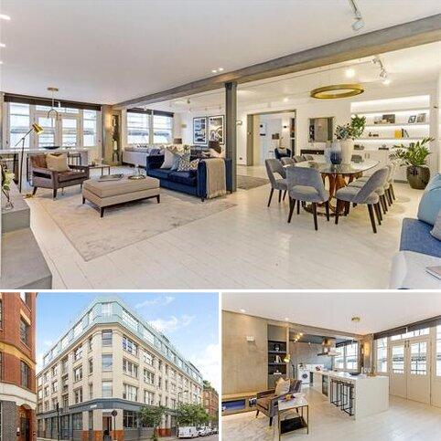 3 bedroom apartment for sale - Shepherdess Walk, Old Street, London, N1