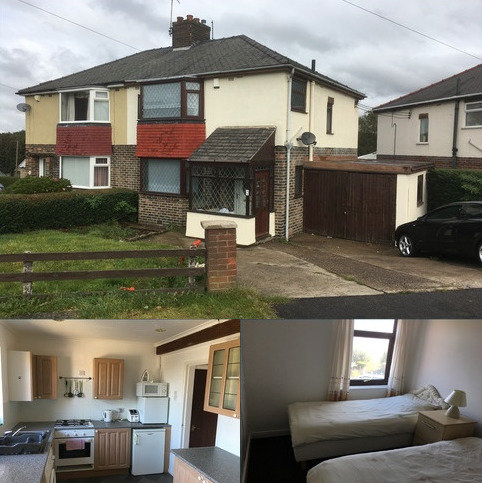 4 bedroom semi-detached house to rent - Salisbury Crescent, Newbold, Chesterfield S41