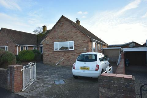 2 bedroom semi-detached bungalow for sale - RYLL COURT DRIVE, EXMOUTH