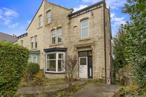5 bedroom semi-detached house for sale - 559 Crookesmoor Road, Broomhill, S10 1BJ