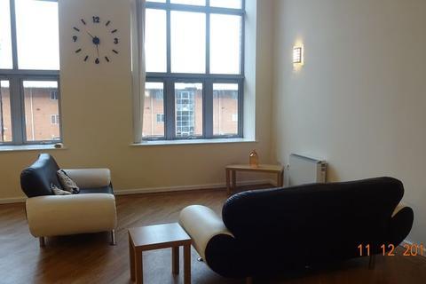 2 bedroom apartment to rent - Duplex Apartment, Centenary Mill.
