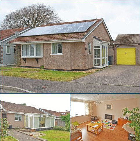 3 bedroom detached bungalow for sale - Simcoe Way, Honiton