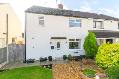 3 bedroom semi-detached house for sale - The Crescent, Kippax, Leeds, West Yorkshire, LS25