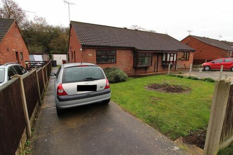 2 bedroom semi-detached bungalow for sale - Chesterfield Road, Scunthorpe