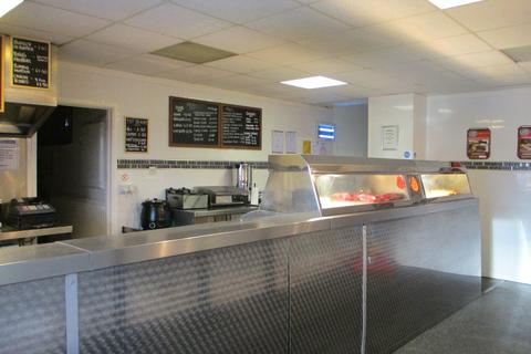 Restaurant to rent - Traditional Fish & Chip Shop Leasehold Tenure, Wildmill, Bridgend, CF31 1SP