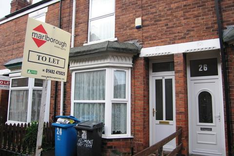 2 bedroom terraced house to rent - Vermont Crescent, Worthing Street, Hull, HU5 1PX