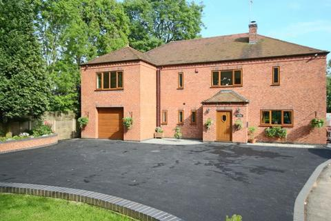 5 bedroom detached house to rent - Cheadle Road, Blythe Bridge, Stoke-On-Trent