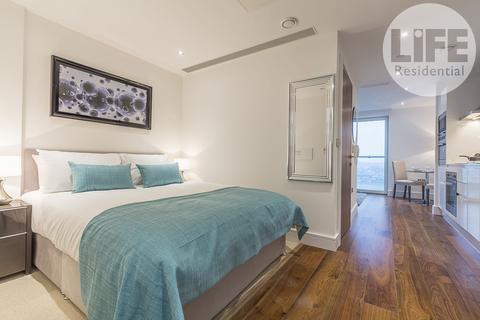 Studio to rent - Duckman Tower, 3 Lincoln Plaza, LONDON, E14