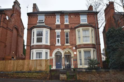 Studio to rent - Foxhall Road, Nottingham